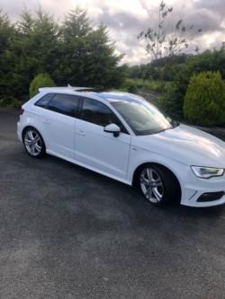 Audi A3 s- line