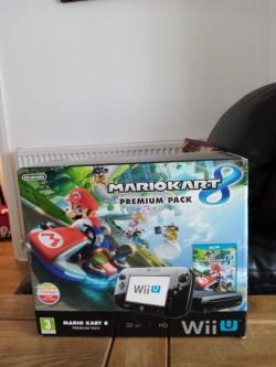 Nintendo Wii U Console.