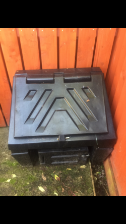 Small Coal Bunker