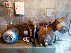 Ingersoll Rand Reciprocating Compressor for Sale