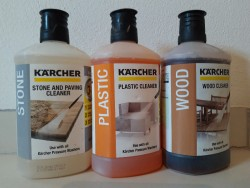 New! Cleaner for Stone, Plastic and Wood for all Kärcher Pressure Washer