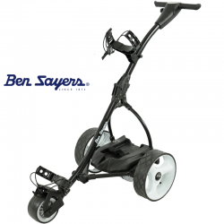 18 HOLE LITHIUM BEN SAYERS ELECTRIC TROLLEY