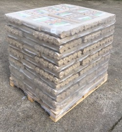 Pallet of Eco Logs