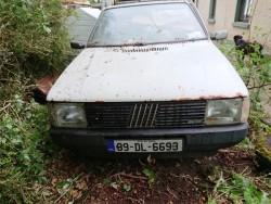 Fiat Fiorino 1989 with 1372cc engine
