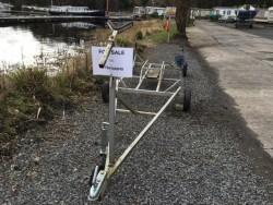 Boat Launching Trolley