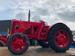1949 David Brown Cropmaster TVO.