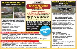 Mobile Sheep System & Mobile Cattle System