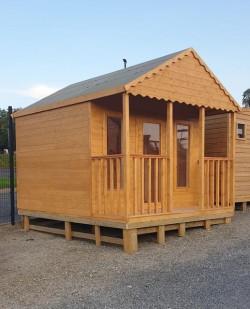Wooden Summer Houses