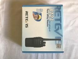 Walkie Talkie RETEVIS Two Way Radio,High Quality 2 pcs