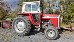 MF 575 Tractor for sale