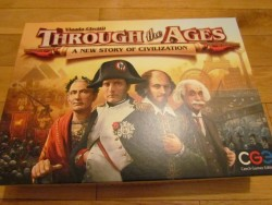 Through the ages, Board Game