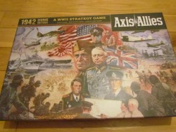 World War 2 Board game