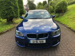2012 BMW 3 Series 320 D M Sport 2DR (Convertible) for sale
