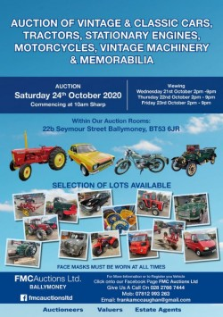 FMC Auctions for sale