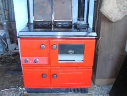 range cooker stanley