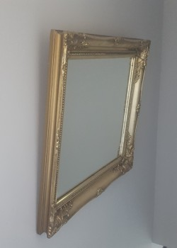Gold Guilded Mirror