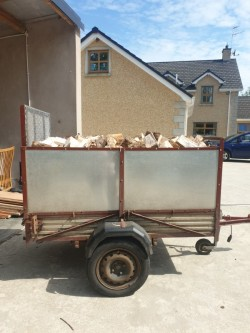 Firewood blocks for sale