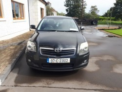 07 Toyota Avensis 1.6 for sale
