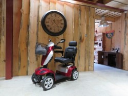2019 Kymco Agility 8 Mph Mobility Scooter