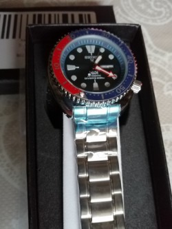 Seiko Mens battery watch