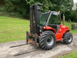 2005 Manitou M50-4 Rough Terrain Forklift