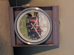 Massey 35x Clock