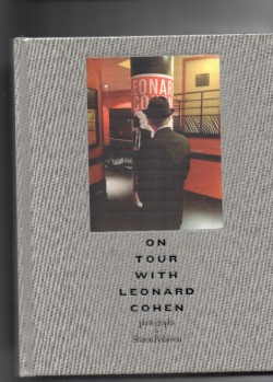 Leonard Cohen on tour