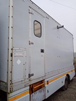 16ft lorry box body