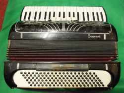 Soprani Italia Accordian