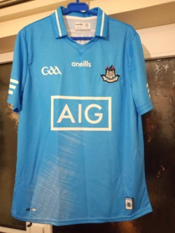 Brand new GAA Dublin Jersey