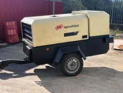 Ingersoll Rand 7/51 Mobile Compressor - 175