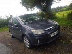 2008 Ford Cmax 1.6