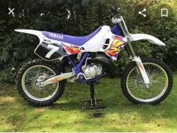 Wanted motocross bikes