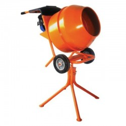 PD Pro Petrol Cement Mixer