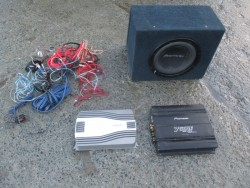 CAR AUDIO SISTEM