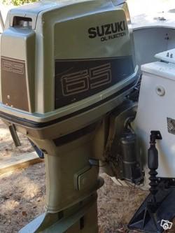 Suzuki 65hp Longshaft outboard engine