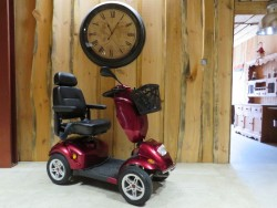 2018 Freerider 8 Mph Landranger S Deluxe Mobility Scooter