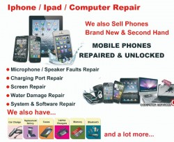 iphone /ipad / computer repair