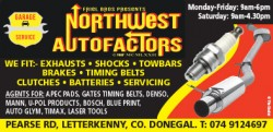 Northwest Auto Factors