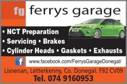 Ferrys Garage