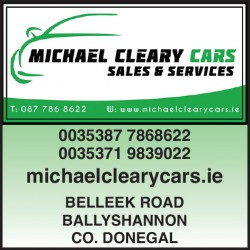 Michael Cleary Cars