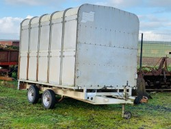 Ifor Williams Cattle Trailer.