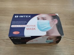 Quality Face Masks only £3.00 for a bos of 50, 2 boxes for £5