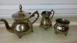 E.P.N.S. Silver Tea Service