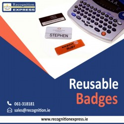Reusable Badges