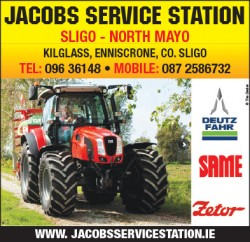 Jacobs Service Station