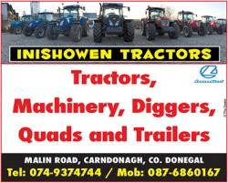 Inishowen Tractors