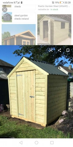 Wanted Garden shed or big Chicken coop