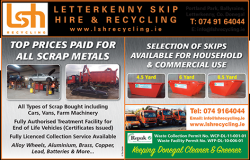 Letterkenny Skip Hire & Recycling