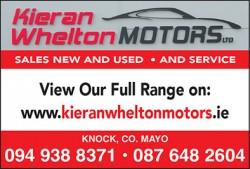 Kieran Whelton Motors Ltd.